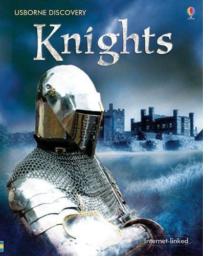 9780746098332: Knights (Usborne Discovery)