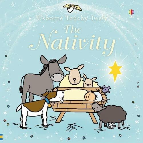 9780746098349: Touchy-feely Nativity