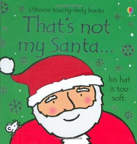 9780746098356: That's Not My Santa (Thats Not My)