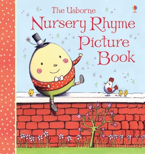 9780746098363: Nursery Rhyme Picture Book (Usborne Picture Storybooks)
