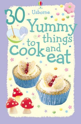9780746098387: 30 Yummy Things to Cook and Eat (Cookery Cards)