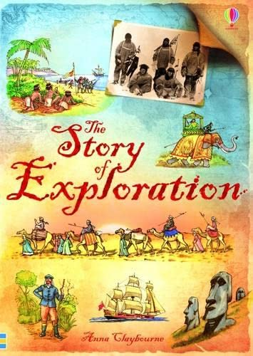 9780746098455: Story of Exploration