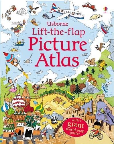 9780746098479: Lift the Flap Atlas