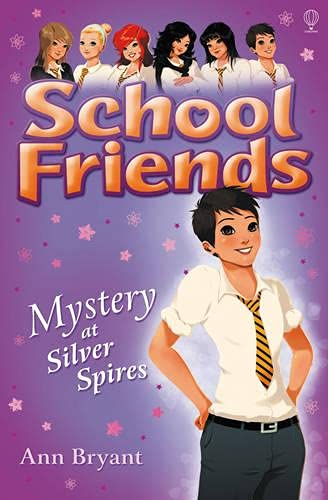 9780746098691: Mystery at Silver Spires (School Friends)