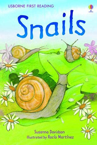 9780746098752: First Reading:Level 2 Snails (First Reading 2)