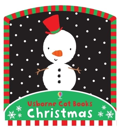 9780746098820: Baby's First Cot Book - Christmas