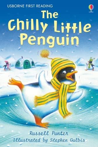 9780746098950: The Chilly Little Penguin (2.2 First Reading Level Two (Mauve))