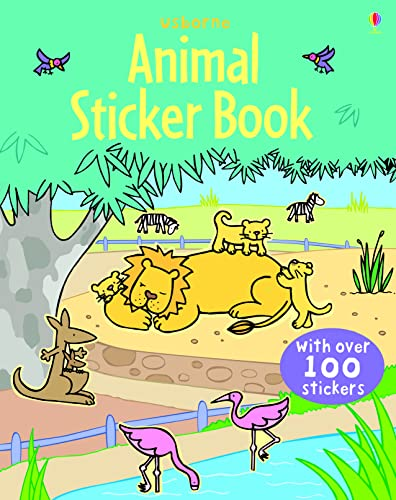 9780746098974: Animal Sticker Book