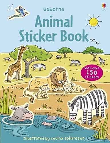 9780746098974: Animal Sticker Book