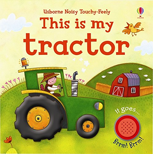 9780746098998: This is My Tractor