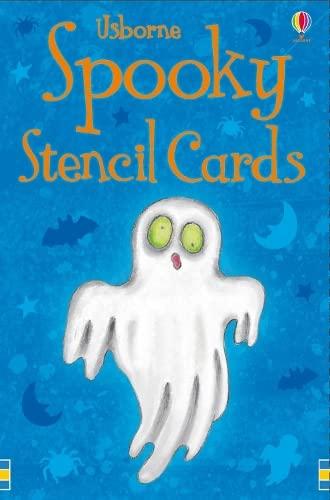9780746099056: Spooky Stencil Cards