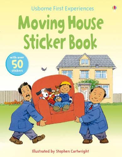 9780746099117: Moving House (Usborne First Experiences)