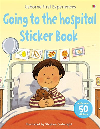 9780746099124: Going to the Hospital (Usborne First Experiences)