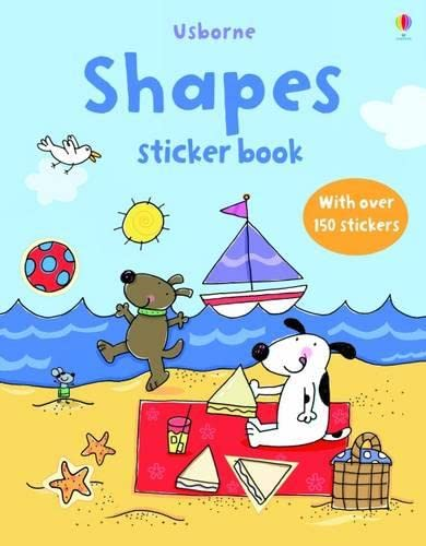 9780746099148: Shapes (Usborne First Sticker Books)