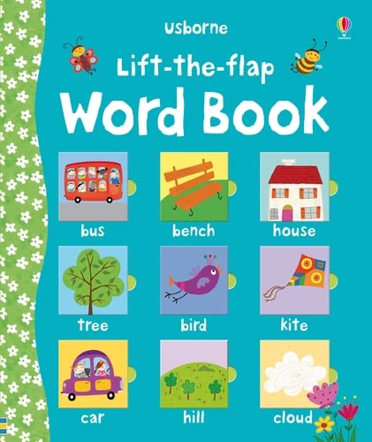 9780746099155: Lift-the-flap word book