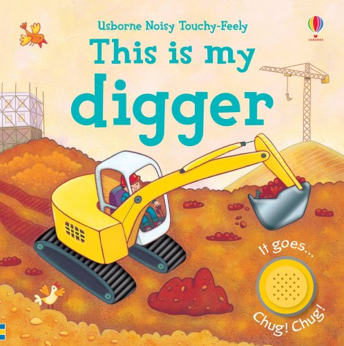 This is My Digger: Greenwell, Jessica