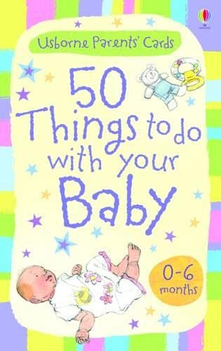 9780746099193: Activity Cards: 50 Things to Do with Your Baby - 0-6 Months