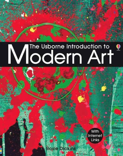 Usborne Introduction to Modern Art (0746099525) by Rosie Dickins