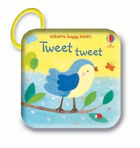9780746099544: Tweet Tweet (Usborne Buggy Books)
