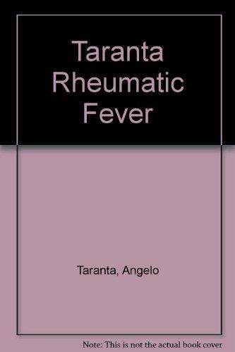 9780746201046: Taranta Rheumatic Fever