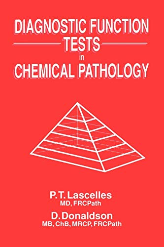 9780746201077: Diagnostic Function Tests in Chemical Pathology