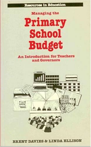 Managing the Primary School Budget (Paperback): Brent Davies