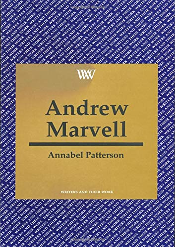 9780746307151: Andrew Marvell (Writers and Their Work (Paperback))
