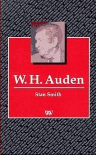 9780746307366: W.H. Auden (Writers and their Work)
