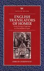 9780746308707: English Translators of Homer: From George Chapman to Christopher Logue (Writers & Their Work)