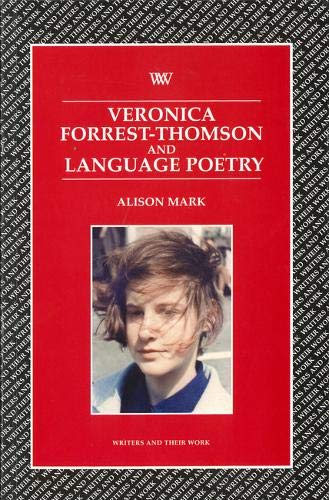 9780746309124: Veronica Forrest-Thomson (Writers and Their Work)