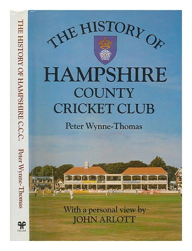 The History of Hampshire County Cricket Club: Thomas, Peter Wynne,