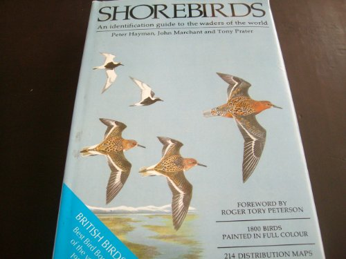 Shorebirds: An Identification Guide to the Waders of the World.
