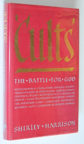 Cults' the Battle for God: Harrison Shirley with Evemy Sally