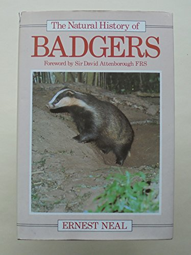 9780747024125: The Natural History of Badgers