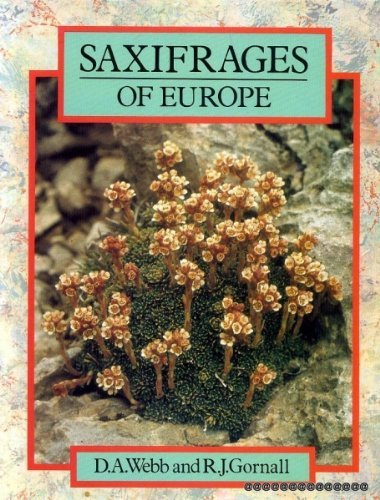 9780747034070: Saxifrages of Europe