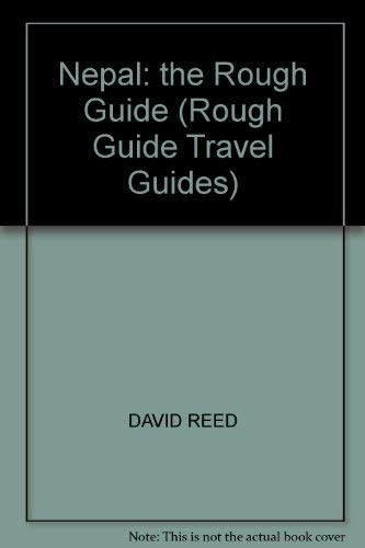 9780747102564: NEPAL: THE ROUGH GUIDE (ROUGH GUIDE TRAVEL GUIDES)