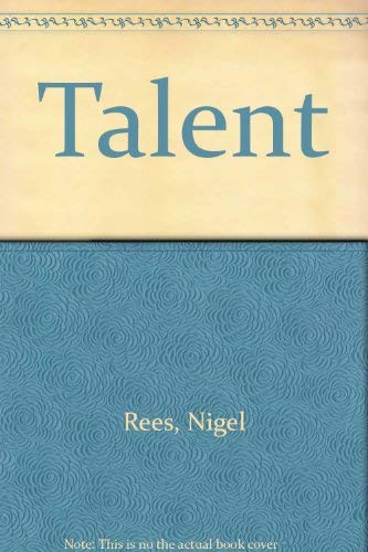 Talent (0747200785) by Nigel Rees