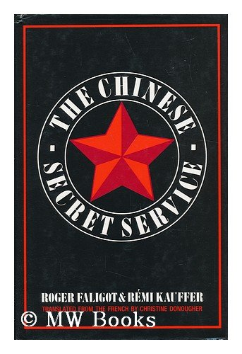 9780747200895: The Chinese Secret Service
