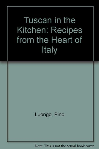 9780747201366: Tuscan in the Kitchen