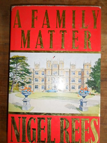 Family Matter (0747201374) by Nigel Rees