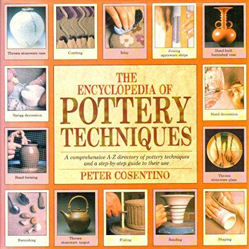 9780747202189: Encyclopedia of Pottery Techniques