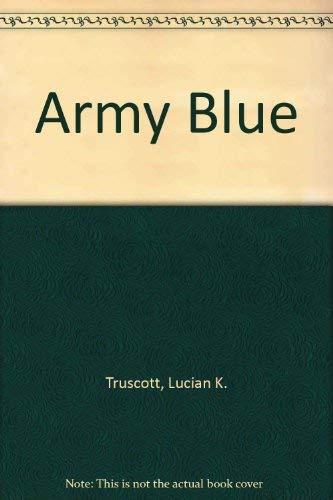 9780747202448: Army Blue