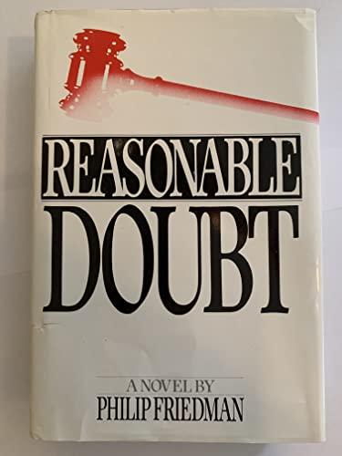 9780747203315: Reasonable Doubt