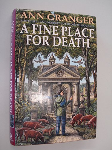 9780747209140: Fine Place for Death