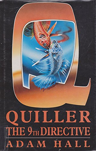 9780747212614: Quiller: The 9th Directive
