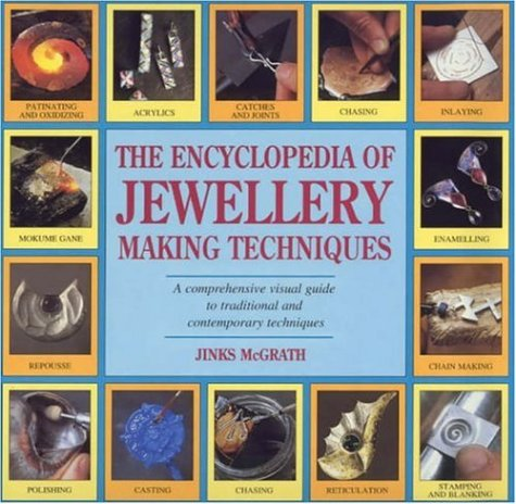 9780747212911: The Encyclopedia of Jewellery-making Techniques