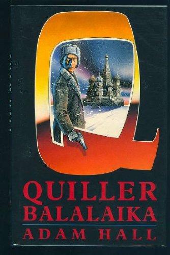 Quiller Balalaika: Hall, Adam