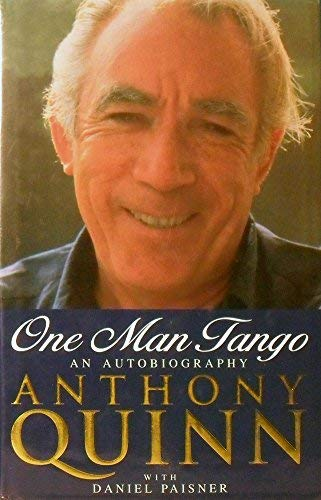 One Man Tango An Autobiography: QUINN, ANTHONY
