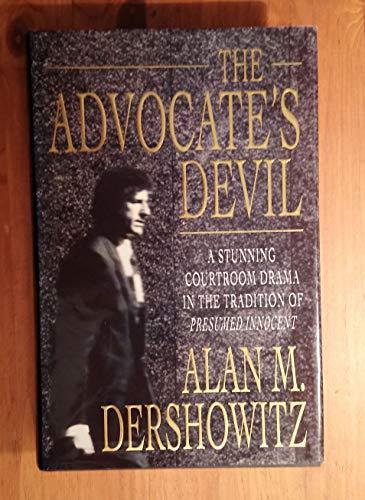 9780747215141: The Advocate
