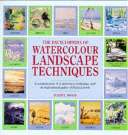 9780747215301: The Encyclopedia of Watercolour Landscape Techniques